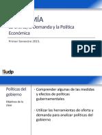 6. Capítulo 6. La Oferta, La Demanda y La Politica Económica