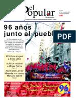 El Popular 364 Órgano de Prensa Oficial del Partido Comunista de Uruguay
