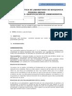 05. Identificacion de Carbohidratos