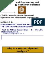 structure dynamics module 1