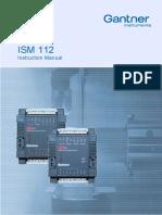 Manual HB ISM112 E