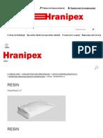 RESIN HraniResin 47 _ Hranipex