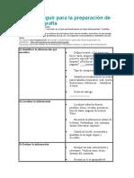 Una Monografía Modelo Apa