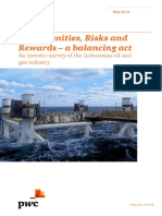 Indonesian Oil and Gas Survey 2014