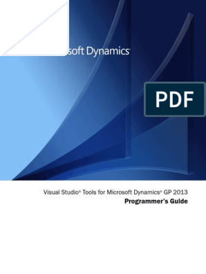VSTDGPProgrammersGuide pdf   Microsoft Visual Studio   Shell