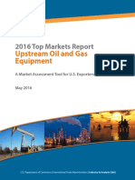 Oil and Gas Top Markets Report