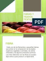 Fibras y Tejidos Textiles