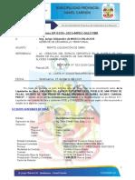 Liquidacion de Obra Losa PILLAO