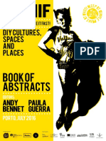 KISMIF 2016 Book of Abstracts