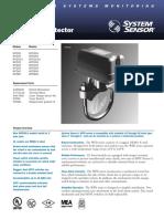 Sensor de Flujo Referencia System Sensor A05-0180