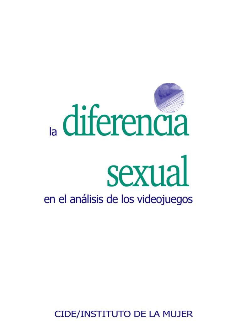 La diferencia sexual en el análisis de los videojuegos 89b7985543c