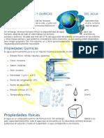 Propiedades Fisicas y Quimicas Del Agua