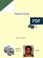 Vacinas Virais 2016