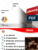 Quinua Alicorp