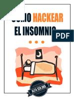 Como Hackear El Insomnio