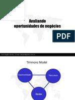 Slide Avaliando Oportunidades de Negócios Cap. 3_Prof. Rogério Rocha