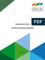 Documento Técnico Sistemas de Medidas de Energía