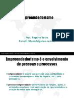 Slide Processo Empreendedor Cap. 2_Prof. Rogério Rocha