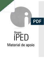 Curso de Administração Hospitalar - Apostila Grupo IPED