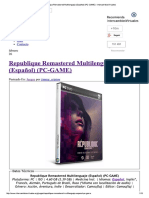 Republique Remastered Mu...- IntercambiosVirtuales