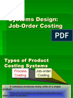 Tan - System Design Job Order Costing