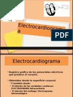 Electrocardiogram a 2016