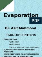 Evaportation.pptx