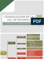 G. de Ing. de Transito