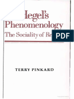 Terry Pinkard - Hegel's Phenomenology. The sociality of reason.pdf