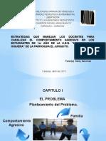 Presentación de TESIS Enyule Vargas