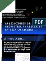 APLICACIONES DE GEOMETRIA ANALITICA EN LA VIDA cotidiana.pptx