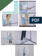 Como hacer una estructura de tubos de PVC