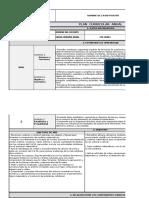 Plan Curricular Anual - Matemática - 3ro Aegb