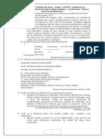 Cuestionario Calidad de Producto Biotecnologico