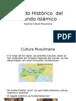 Legado Histórico Del Mundo Islámico