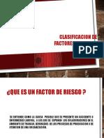 Factores de Riesgo Diapositivas