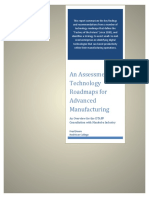 An Assessment of Technology Roadmaps for Advanced Manufacturing