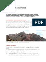 Geología Estructural Conceptos Importantes