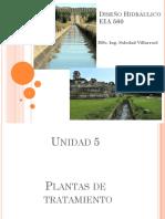 5. Plantas de Tratamiento de Agua Potable