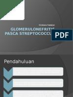 Glomerulonefritis Pasca Streptococcus