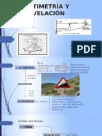 Altimetría y Nivelación Exposición