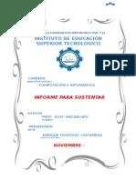 Monografico (Teoria) 27 de Nov.