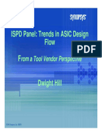 ASIC Design Flow -Synopsys