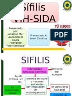 Sifilis y VIH