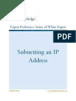 WP CI Subnetting IP Addresses