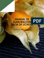 Manual de elaboracion de la Salsa Uchuva
