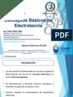 Conceptos Básicos de Electrotecnia