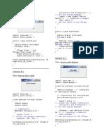 GUI Programs for OOP