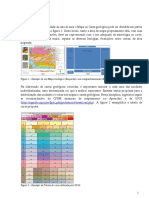 Informação Sobre Mapa Geológico