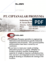 Company Profile Cnp 2015